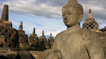 Buddha-Statue  – Indonesien