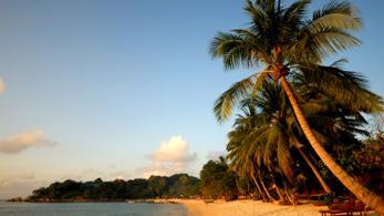 Strand – Südamerika