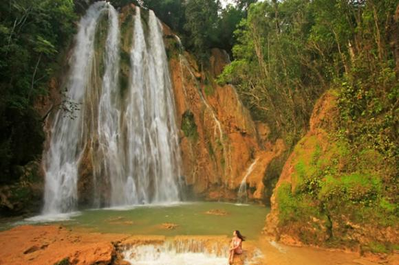 Wasserfall von El Limon – Dom. Rep.
