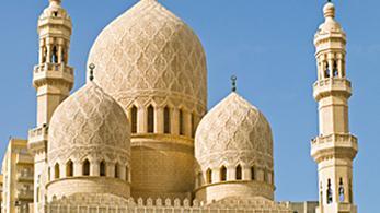 Moschee Abu al-Abbas al-Mursi in Alexandria – Ägypten