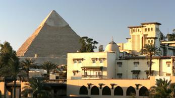 Pyramiden von Gizeh in Kairo – Ägypten