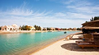 Strand von Hurghada – Ägypten