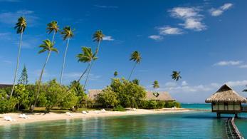 Strand auf Tahiti