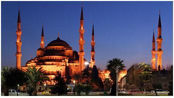Moschee – Istanbul