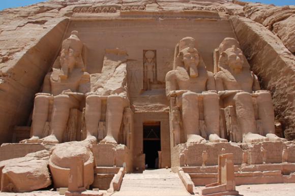 Tempel von Abu Simbel – Ägypten