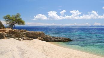 Strand des Karibischen Meeres