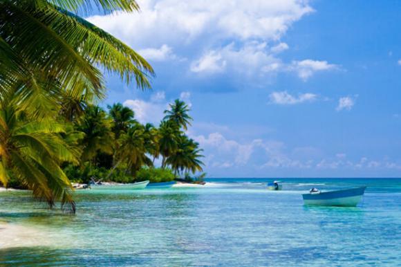Türkisblaues Karibisches Meer