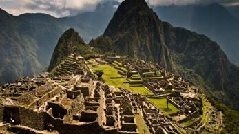 Machu Picchu, Peru – Südamerika