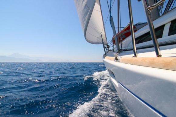 Yacht auf dem Meer – Costa Rica