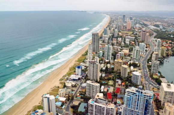 Gold Coast - Australien