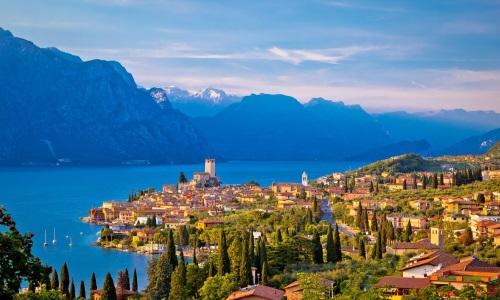 Italien, Gardasee,