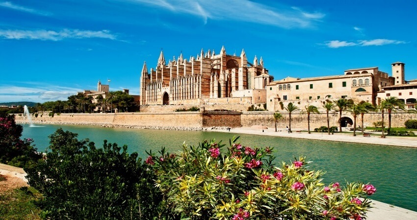 Mallorca Kathedrale in Palma