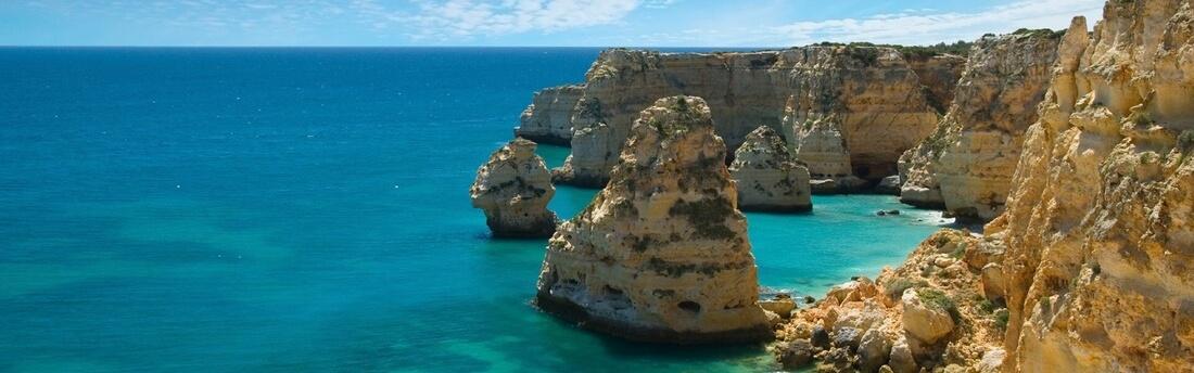 Algarve Strand, Portugal