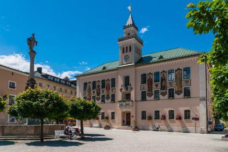 Bad Reichenhall, Altes Radhaus