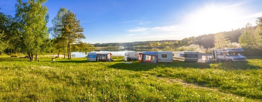 Camping in Deutschland am Bodensee