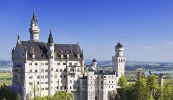 Oberbayern, Schloss Neuschwanstein