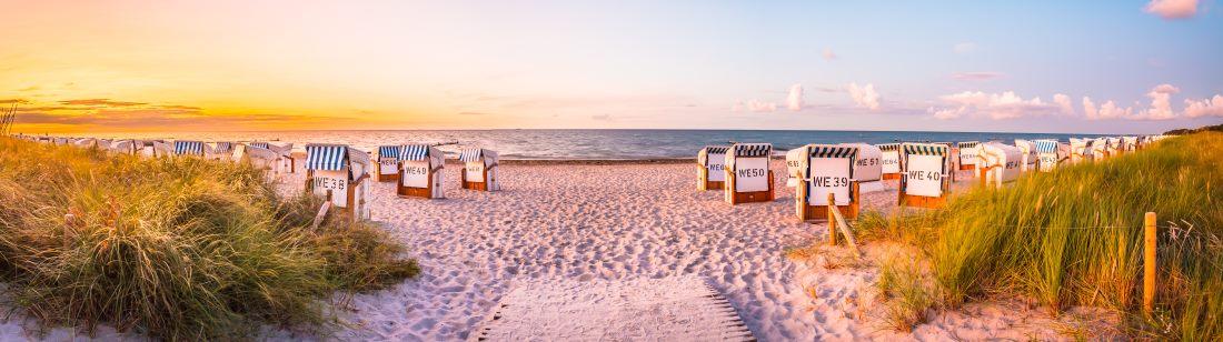 Standansicht Ostsee