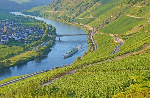 Deutschland, Region Mosel, Trittheim