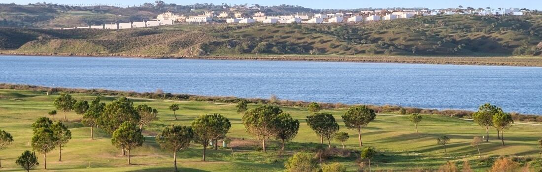 Golfplatz am Guadiana, Portugal