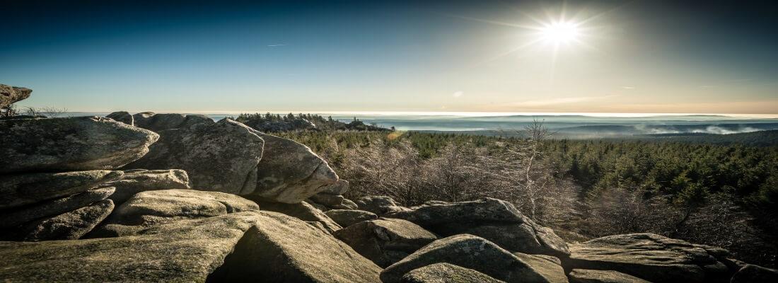 Landschaft Harz