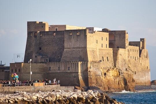 Die Festung Castel dell