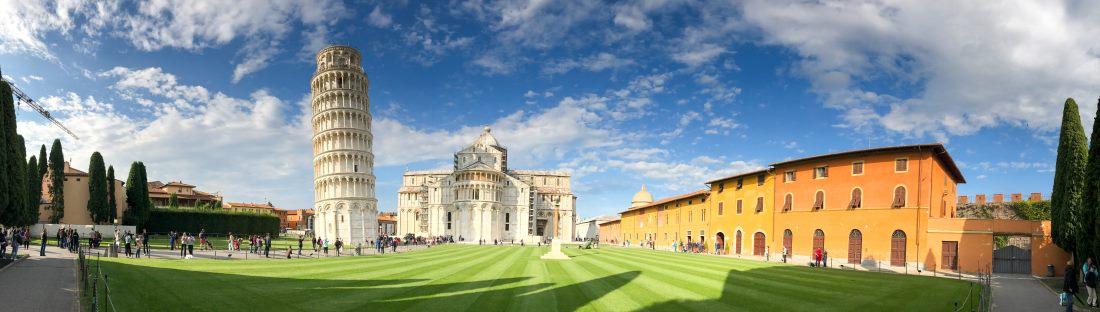 Italien, Pisa, Schiefer Turm von Pisa