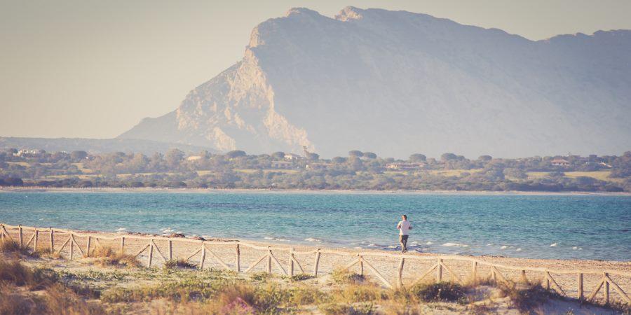 Italien, La Cinta Beach auf Sizilien
