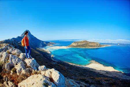 Griechenland, Kreta, Balos Beach