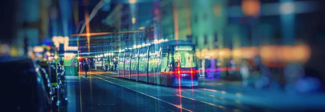 München Innenstadt Nacht