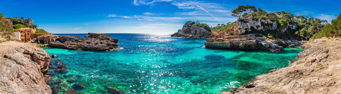 Mallorca, Wasser, Felsen und Meer(1)