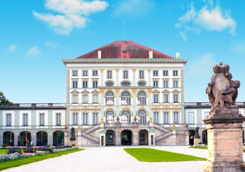 Nymphenburger Schlosspark in München