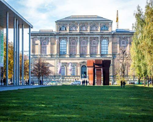 Münchens Kunstsammlung Alte Pinakothek