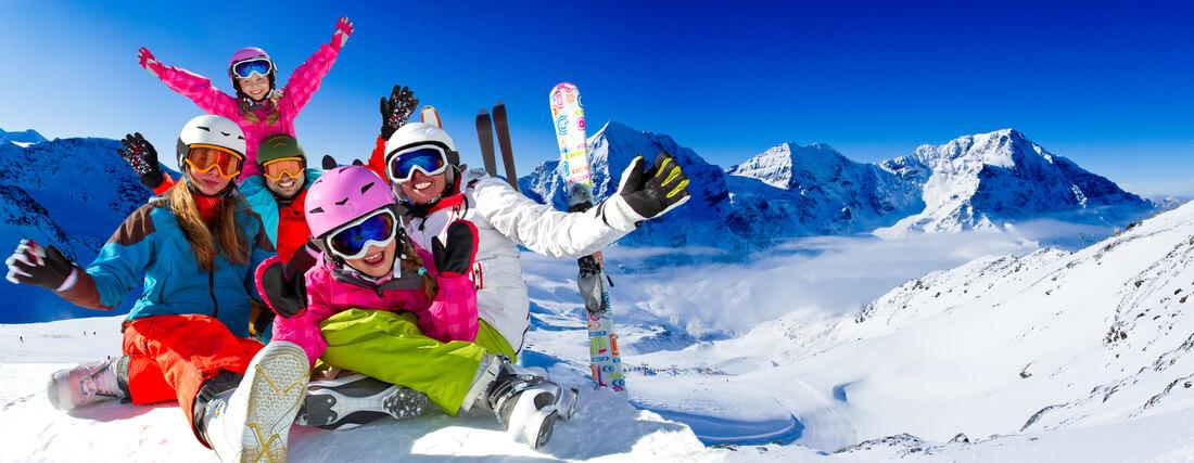 Südtirol Familienurlaub Winter