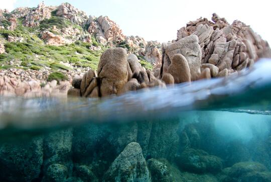 Sardinien Tauchen