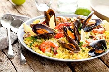 Paella auf Formentera genießen