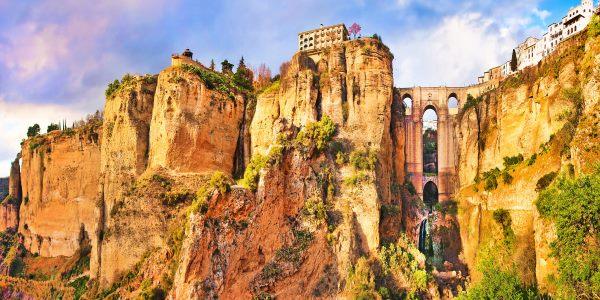 Spanisches Festland, Brücke Ronda