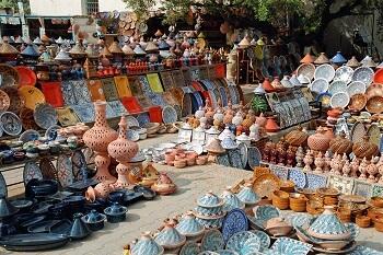 Tunesien_Markt_Keramik_350