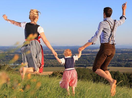 Bayern Familienurlaub
