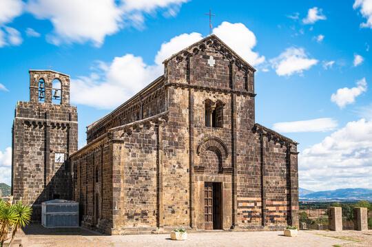 Kirche auf Sardinien, Sehenswürdigkeiten, Italien