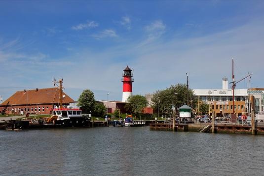 Büsum Hafen