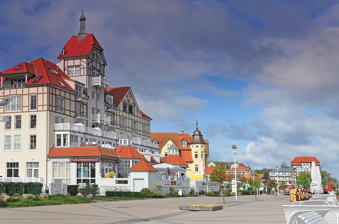 Kühlungsborn Strandpromenade