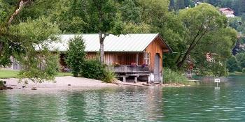 Tegernsee Holzhütte