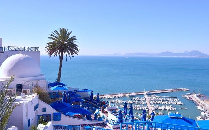 wetter tunesien märz