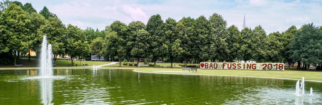 Bad Füssing Stadtpark